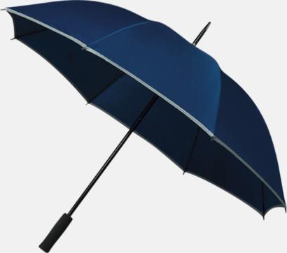 Limegrön Paraplyer med tryck