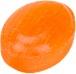Apelsin Billiga karameller med tryck för företag