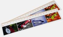 10 cm-skallinjal med reklamtryck