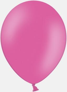 Sky Blue 003 Ballonger med tryck