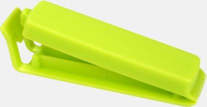 Limegrön (60 mm) Påsklämmor i 4 storlekar med reklamtryck