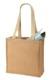 Kompakt shoppingbag i jute