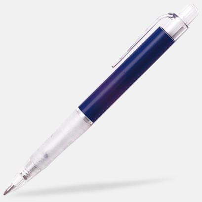 Mörkblå (solid) Oliver - Billiga pennor med tryck