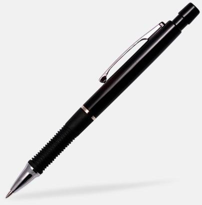 Svart Eleganta stiftpennor med tryck