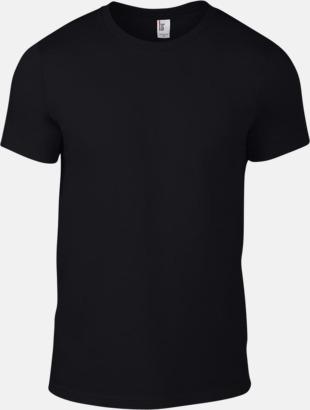 Svart (herr) Snygga bas t-shirts för herr, dam & barn - med reklamtryck